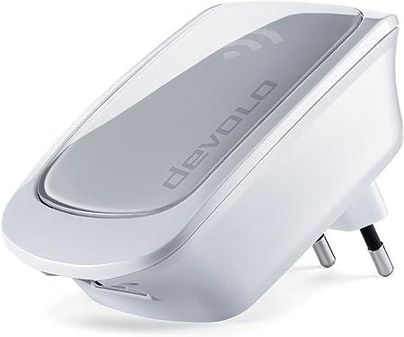 Devolo Wifi Repeater Weiß Computer Zubehör