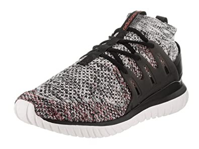 Adidas Mens Tubular Nova Pk Originals Cbrown/Cblack/Mysred Running Shoe 7.5 Men US