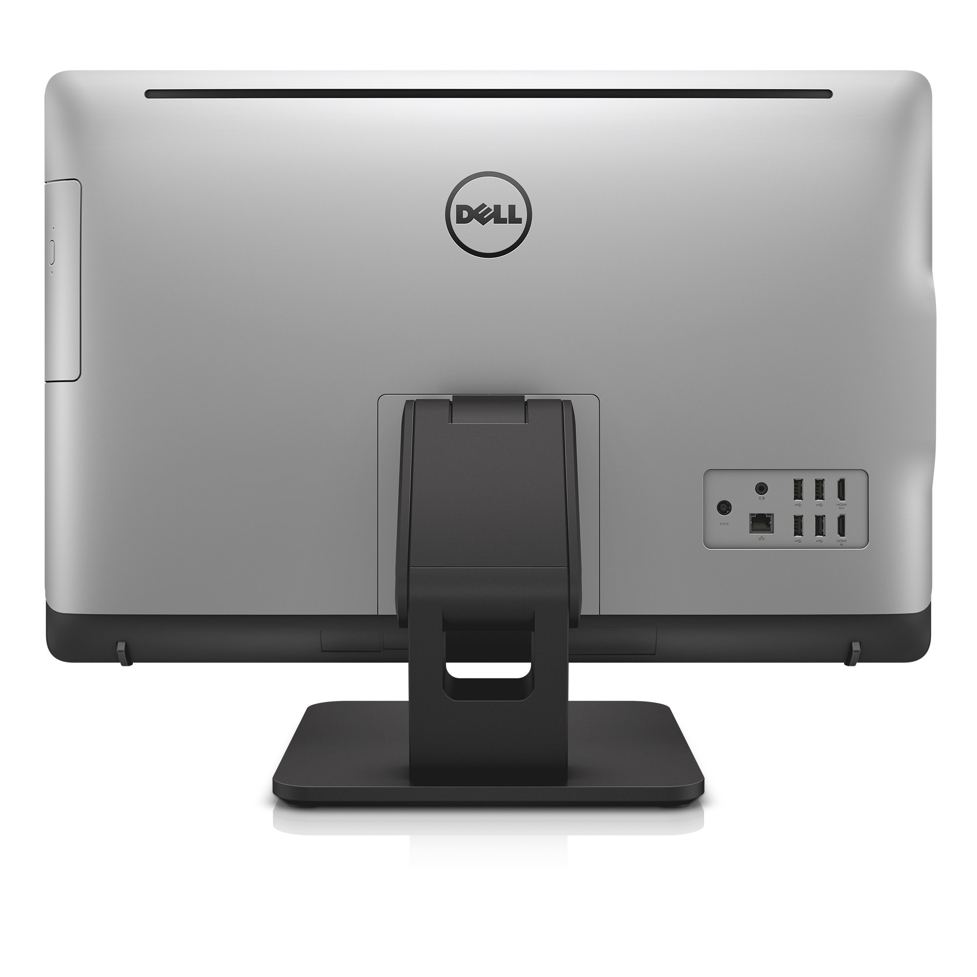 Dell Inspiron i5459-4020BLK 23.8 Inch All in One (Intel Core i5, 12 GB RAM, 1 TB HDD, Silver Cover with Black Articulating Stand) by Dell (Image #2)