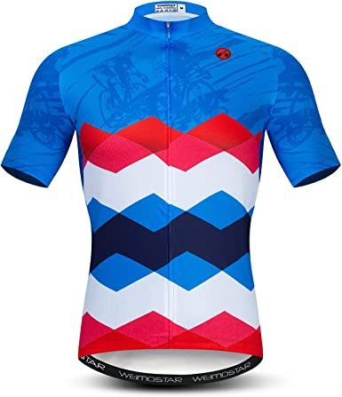 Camiseta de ciclismo de manga corta para hombre, camiseta de ciclismo de montaña