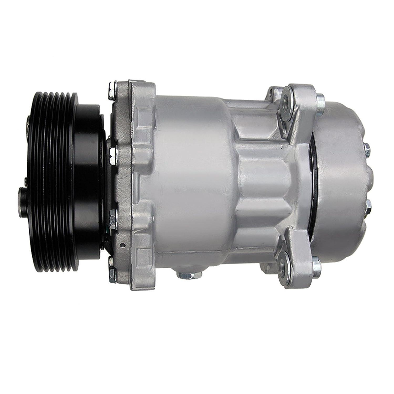 1 x climática Compresor Compresor Aire Acondicionado sd7 V16 + klimatrockner, de secado: Amazon.es: Coche y moto
