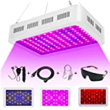 1000W Led Grow Light for Indoor Plants,Plant Light, Full Spectrum Plant Grow Lights for Seedling, Succulents, Herbs and Flowe