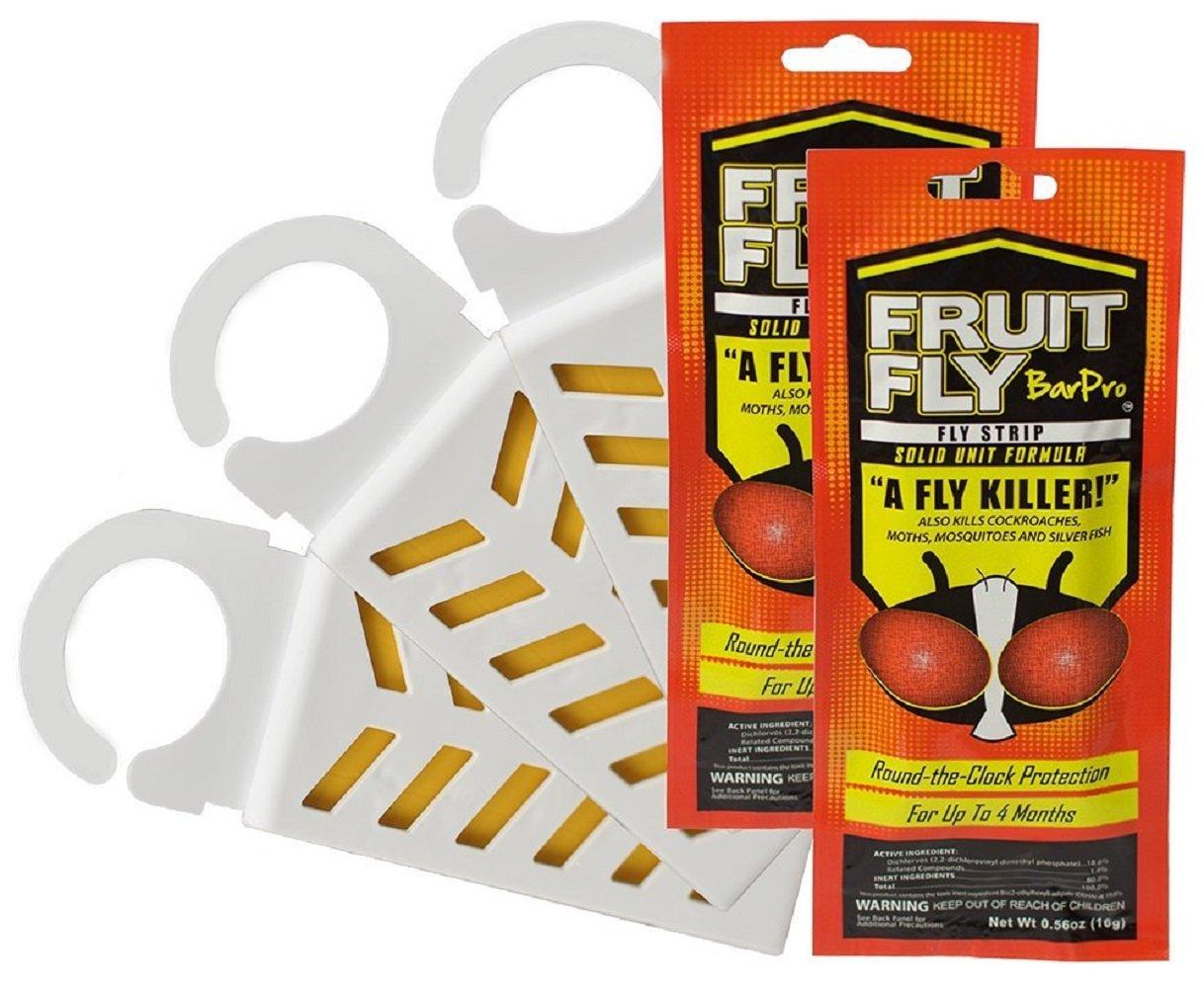 Fruit Fly BarPro Fly Control Strip - Net Wt 0.56 oz