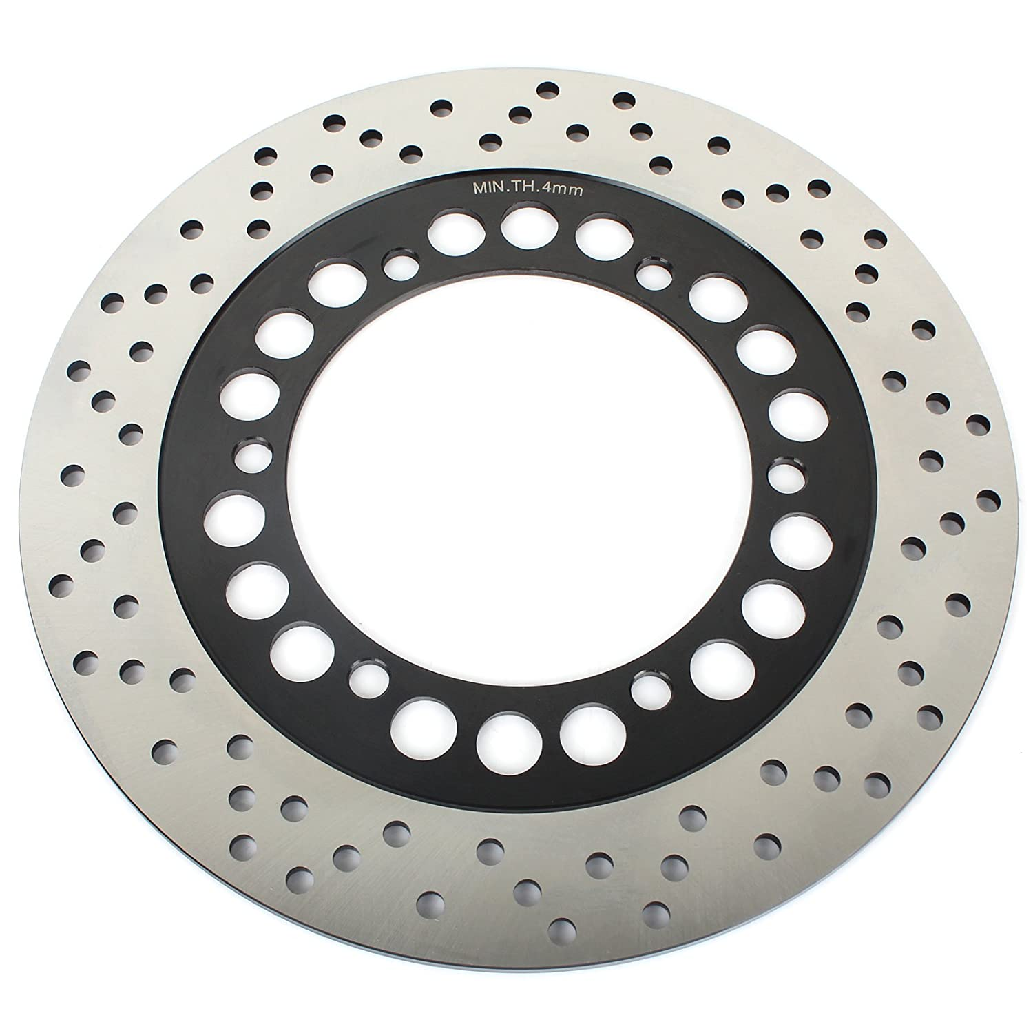 Amazon.com: TARAZON Front Brake Disc Rotor For Kawasaki EX ...