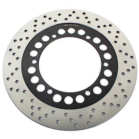 Amazon.com: TARAZON Front Brake Disc Rotor For Kawasaki EX ...