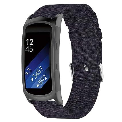OOOUSE Galaxy Watch Accesorios, Correa de Repuesto de Tela ...