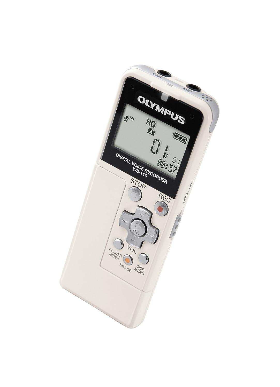 olympus ws 110 digital voice recorder amazon co uk office products rh amazon co uk Olympus Digital Voice Recorder Olympus Digital Voice Recorder