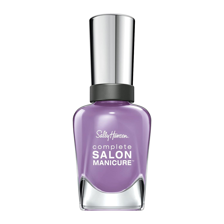 Sally Hansen - Complete Salon Manicure Nail Color, Purples