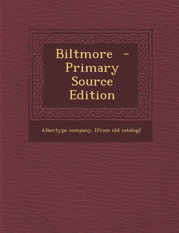 Biltmore PDF