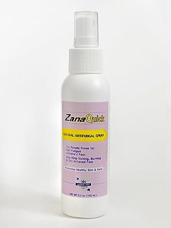Amazon.com: Zanaquick Natural Antifungal Spray - Nail Fungus ...