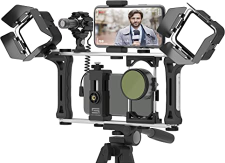 DREAMGRIP Universal Modular Video Rig for All Smartphones