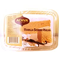Achva Vanilla Sesame Halva, 454 g