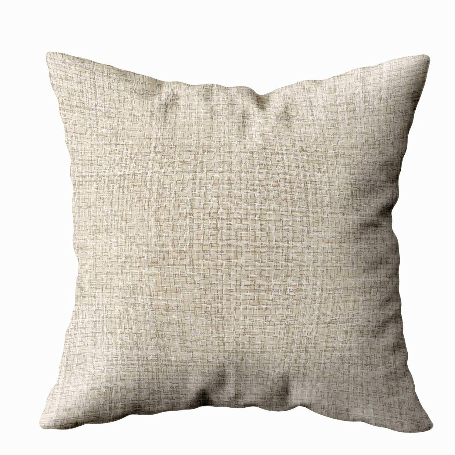 Musesh Rustic Cabin Lodge earthtone Colors Cushions Case Throw Pillow Cover for Sofa Home Decorative Pillowslip Gift Ideas Household Pillowcase Zippered Pillow Covers 20X20Inch