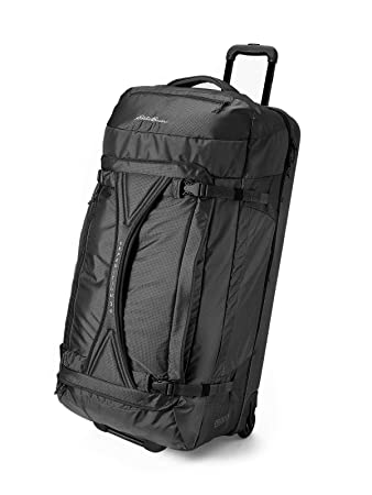 Image Unavailable. Image not available for. Color  Eddie Bauer Unisex-Adult Expedition  Drop Bottom Rolling Duffel ... b14d2906d9