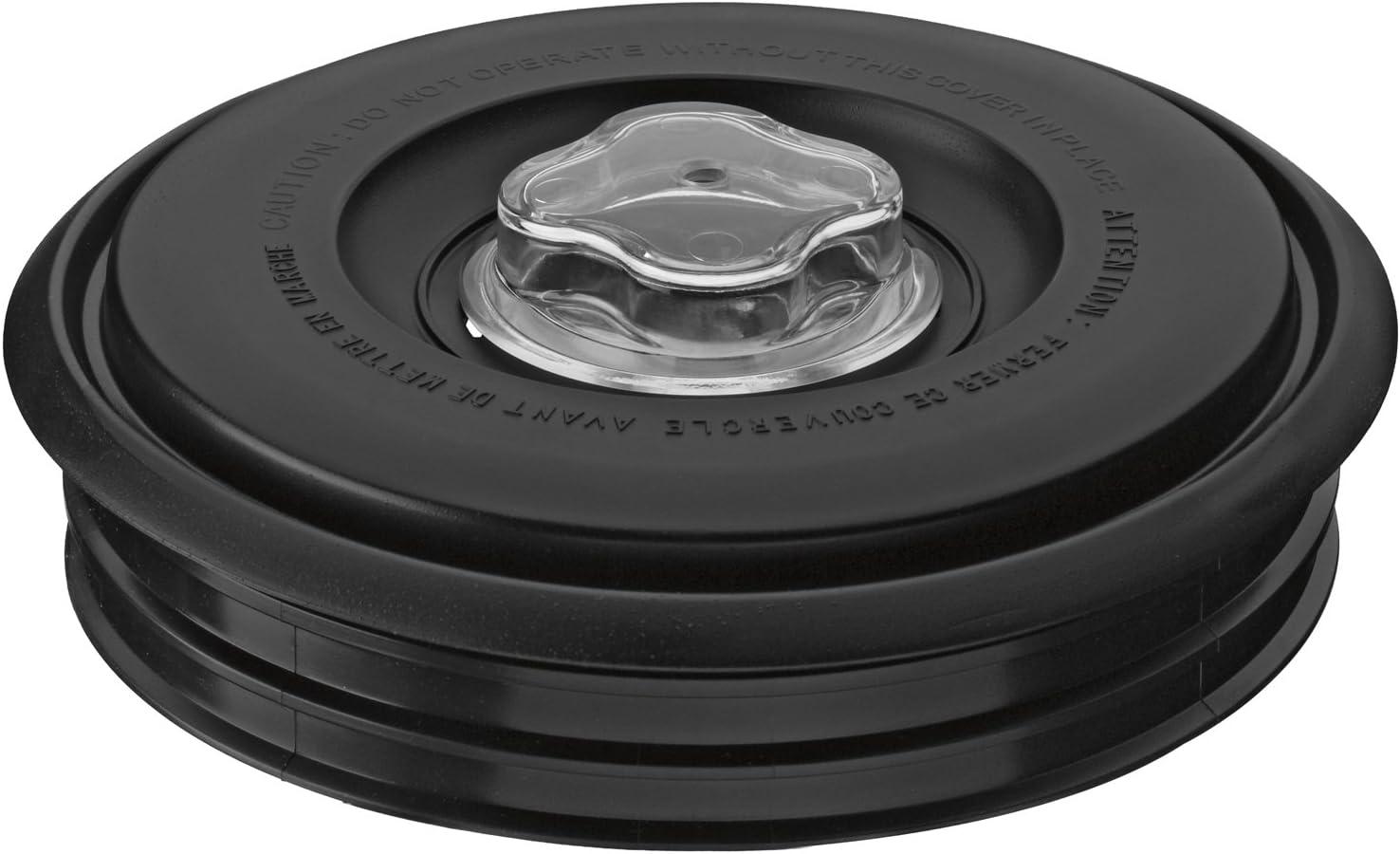 Waring Commercial CAC77 Blender Jar Vinyl Lid, 1-Gallon