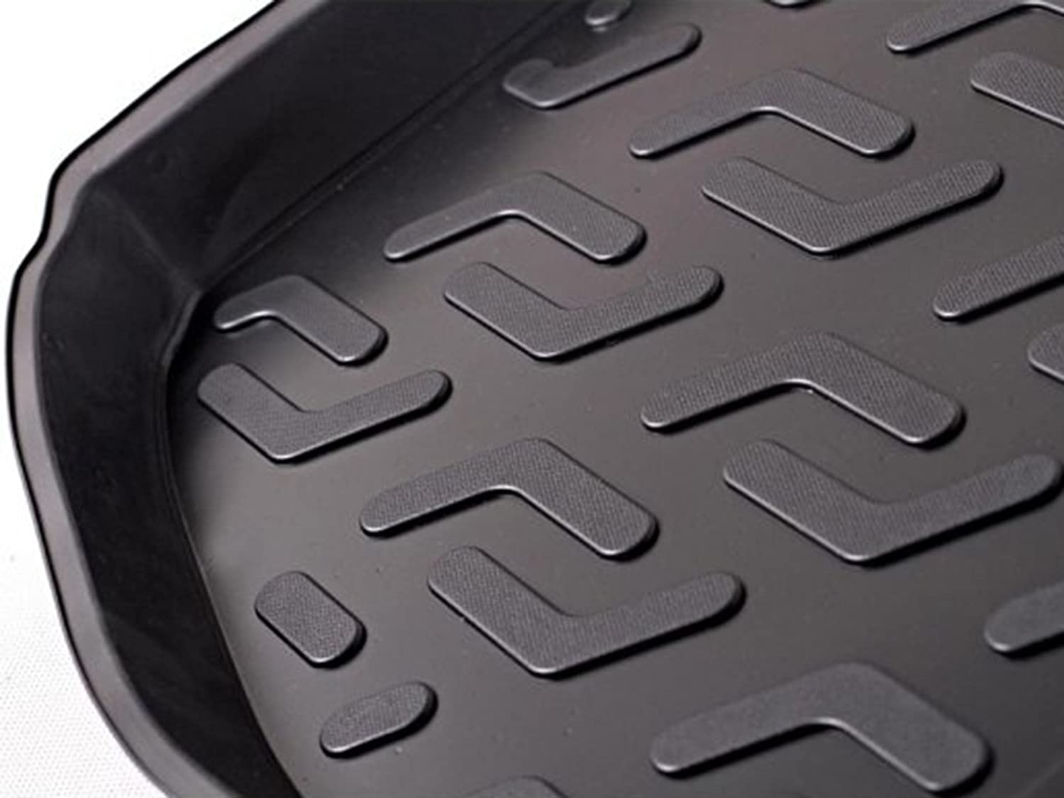 Veko Tailored Fit Heavy Duty Durable Black Boot Liner Tray Mat Protector VY24681