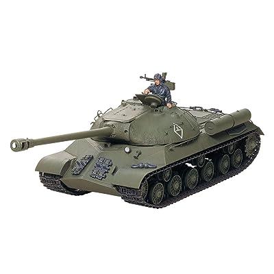 Tamiya Models Stalin JS3 Heavy Tank: Toys & Games