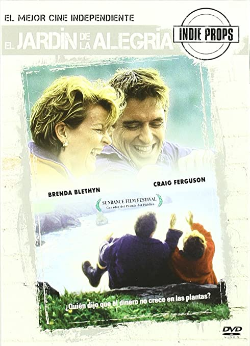 El Jardin De La Alegría - Indie Props [DVD]: Amazon.es: Brenda Blethyn, Craig Ferguson, Martin Clunes, Nigel Cole, Brenda Blethyn, Craig Ferguson, Mark Crowdy: Cine y Series TV