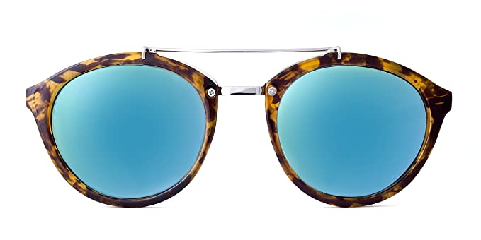 Maltessa Volutto (Carey espejo Sky) - Gafas de sol para ...