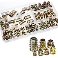 Gobesty 120 Piezas de Tornillo de Socket Hexagonal