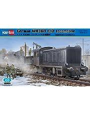 Hobby Boss WR360 C12 Locomotive Vehicle Model Building Kit