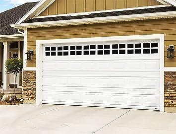 2 Kits De Garaje Para Coches 32 Paneles Magnéticos De Fácil Instalación Para Ventanas Para Puertas De Garaje O Coche Falsos Accesorios Decorativos Magnéticos Tamaño 6 125 Pulgadas X 4 Pulgadas Home Improvement