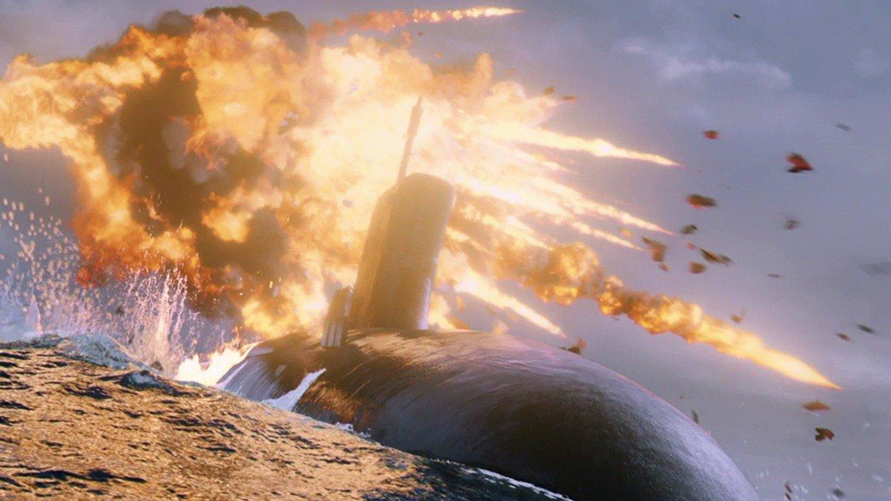 Hunter Killer: Gerard Butler's New Submarine Thriller