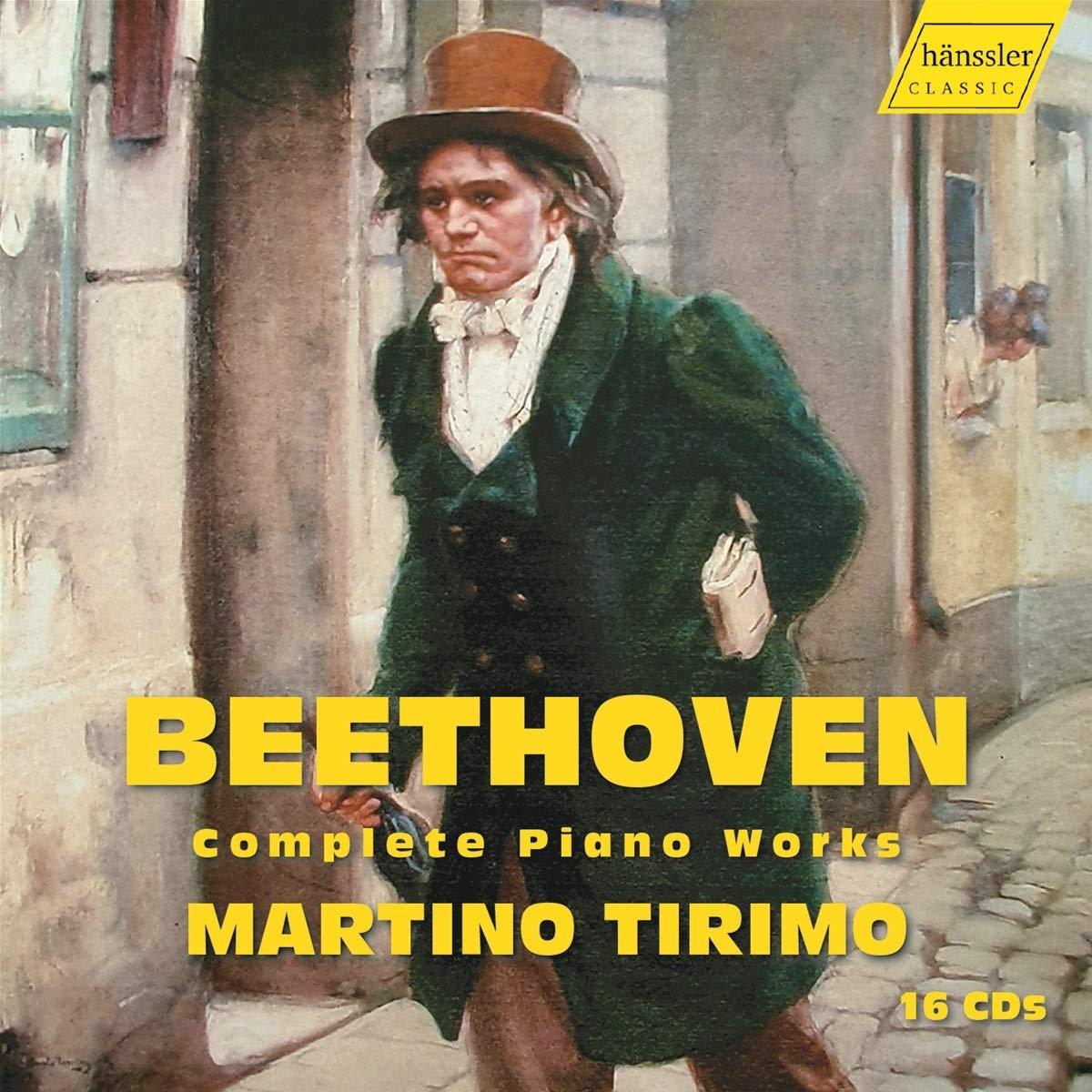 Complete Piano Works by Profil - G Haenssler