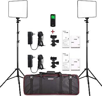 VILTROX Super Slim LED Video Light Panel