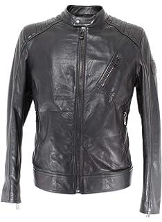 9029c8d4ee3 BELSTAFF The Beckford Quilt Jacket in Vintage Pewter  Amazon.fr ...