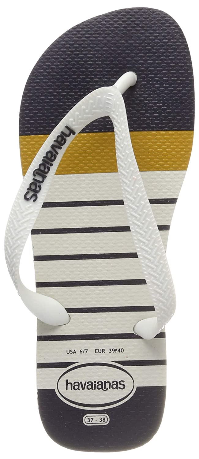 TALLA 47/48 EU. Havaianas Top Nautical, Chanclas Unisex Adulto