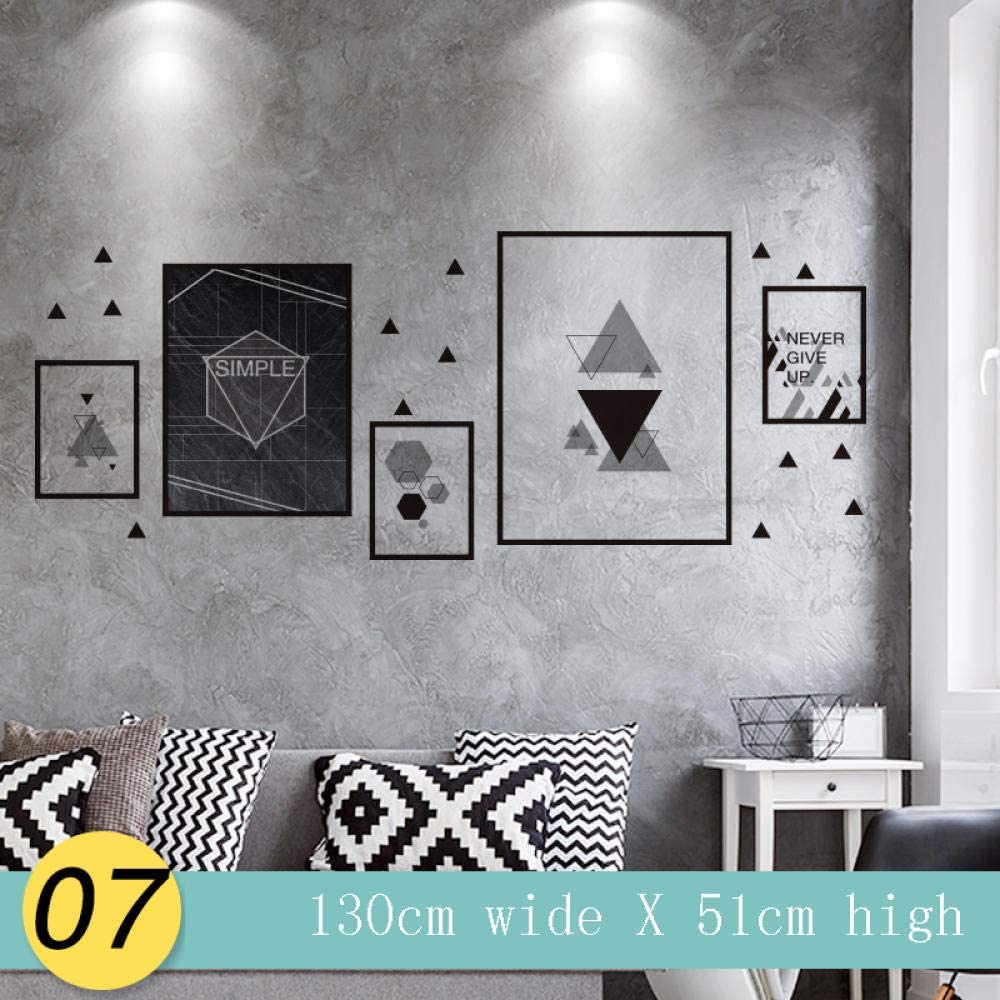 2 x 400 cm camera da letto ecologico casa Redcolorful Adesivo da parete per soggiorno