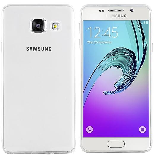 81 opinioni per Samsung Galaxy A3 2016 Custodia- moodie Cover Case Silicone per Samsung Galaxy