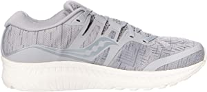 Saucony Men's Ride Iso Running Shoe (10.5 M US, Grey Shade)
