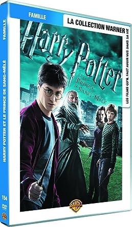 Harry Potter 6 Harry Potter Et Le Prince De Sang Mele Fr Import Amazon De Radcliffe Daniel Watson Emma Grint Rupert Yates David Radcliffe Daniel Watson Emma Dvd Blu Ray