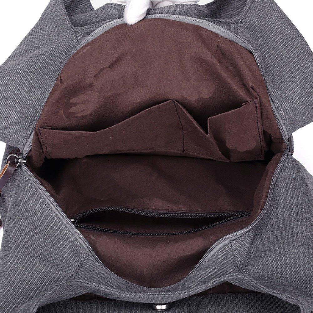 QQWE QQWE QQWE Canvas Tote Bag Handtasche Frauen Große Shopper Schultertasche Für Schule Reisen Arbeiten B07F86XFR9 Shopper Bevorzugte Boutique c9423f
