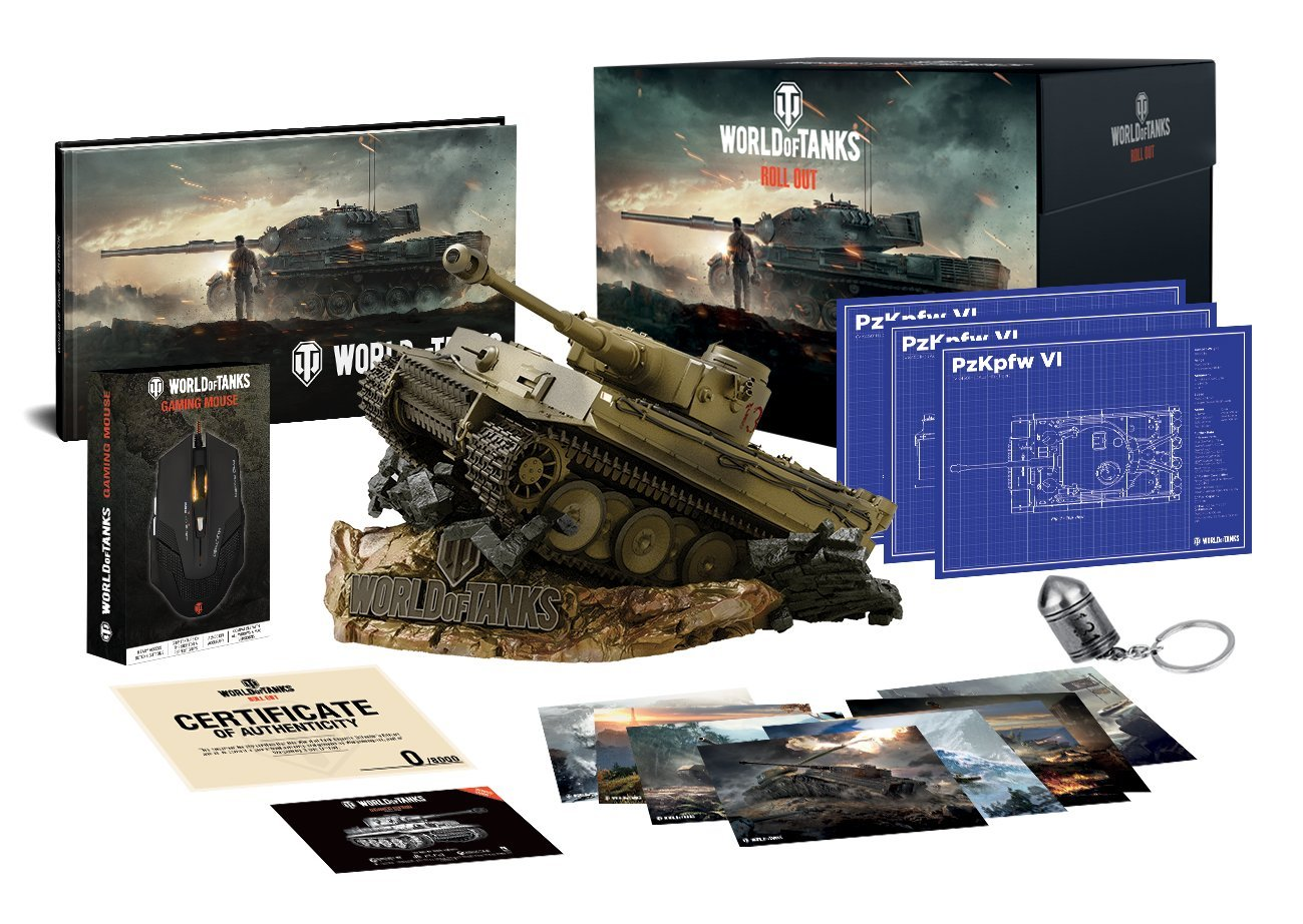 World of Tanks Collector's Edition (Game Not Included) by Excalibur Games (Image #6)