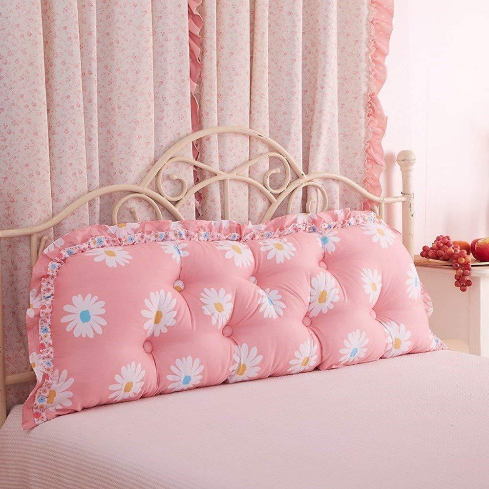 JIANHEADS ベッドサイド三角くさび、読書枕背部クッション背もたれ位置決め補助枕背もたれ枕 (Color : T, サイズ : 140x45cm(55x18inch)) B07S297YQL