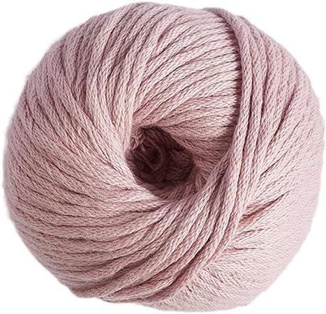 DMC Natura Hilo, 100% algodón, Color 41, XL: Amazon.es: Hogar