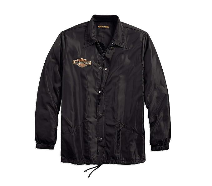 Amazon.com: Harley-Davidson - Chaqueta para hombre, ligera ...