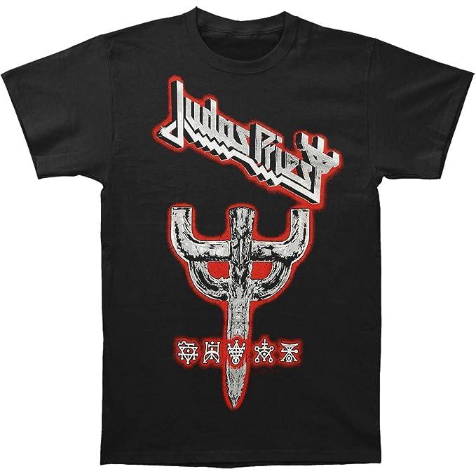 Amazon.com: Judas Priest 2018 - Camiseta de manga corta para ...