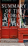 Summary of The Storied Life of A. J. Fikry: A Novel by Gabrielle Zevin | Summary Now