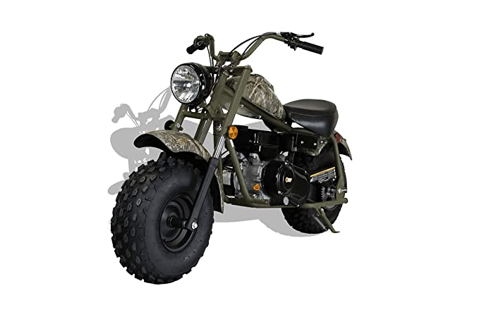 Amazon.com: Massimo mb200 mini motocicleta súper grande de ...