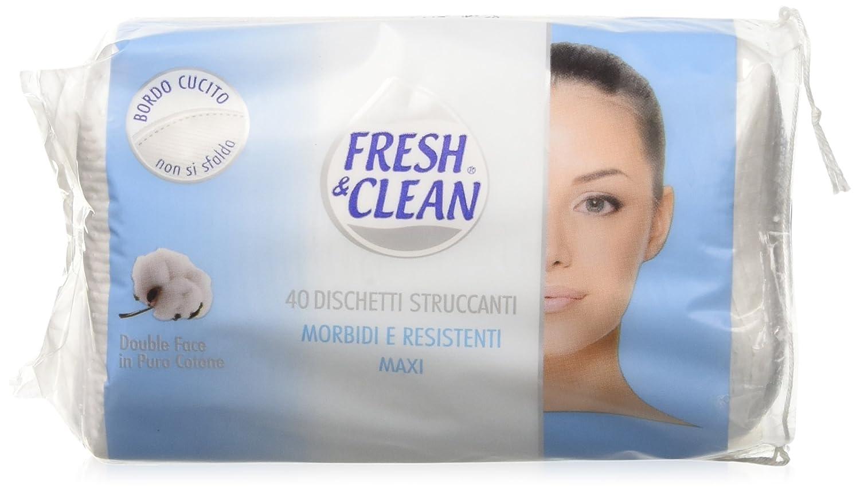 Fresh & Clean - Dischetti Struccanti Maxi - 40 Pezzi Sodalco