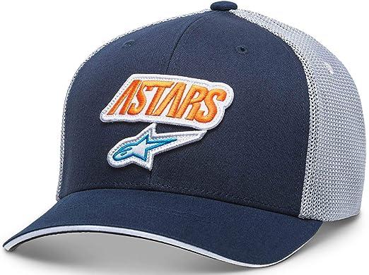 Alpinestars Gorra Mesh Race Angle de Beisbol Baseball: Amazon.es ...