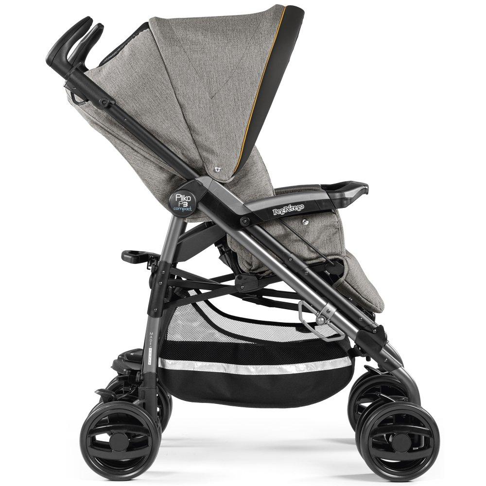 Cochecito Pliko P3 Peg Perego Compact gris: Amazon.es: Bebé
