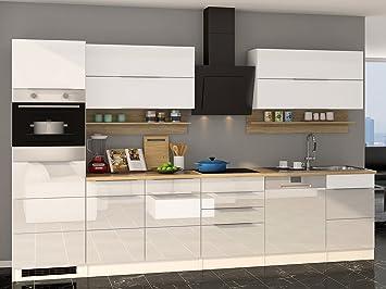 Küchenzeile Küchenblock Küche Einbauküche Kochnische Küchen ...