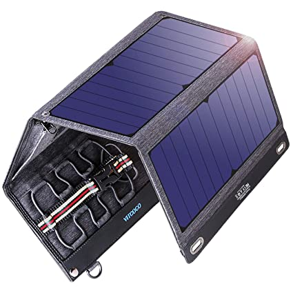 Amazon.com: VITCOCO - Panel solar con cargador solar de 29 W ...