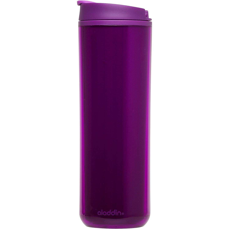 Amazon aladdin coffee mugs - Amazon Com Aladdin Insulated Plastic Mug 16oz Berry Kitchen Dining