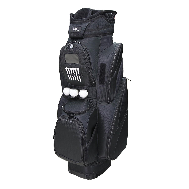 RJスポーツcr-18デラックスカートバッグ、ブラック/ブラック、9.5